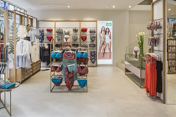 PALMERS Flagship Store Linz