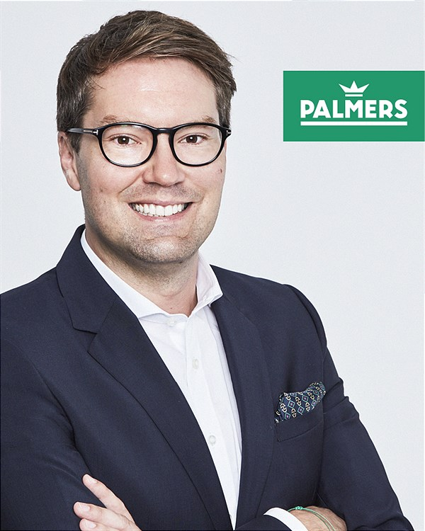 Ralph Hofmann, Director Marketing & Sales bei PALMERS